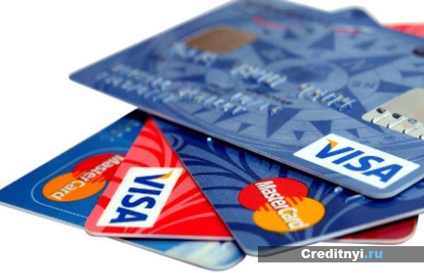 Банковские карты ВТБ 24