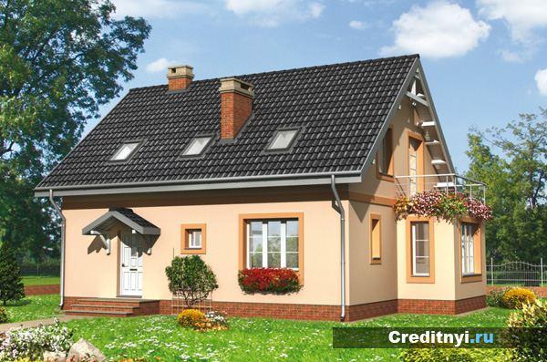 Налог на жилой дом