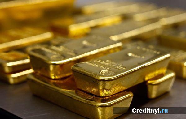Стоимость золота на мировом рынке